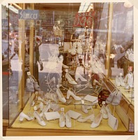 thumbnail image for Simco shoe store window display