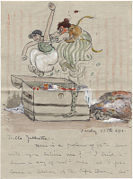 thumbnail image for Alfred Joseph Frueh to Giuliette Fanciulli