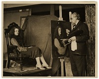 thumbnail image for Philip Leslie Hale with model