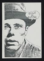 thumbnail image for Clemente Padin mail art to John Held Jr.