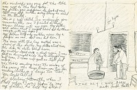 thumbnail image for Victor Joseph Gatto letter to Sterling Strauser