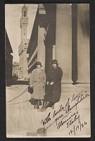 thumbnail image for Nan Mason and Wilna Hervey in Italy