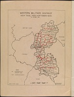 thumbnail image for Military Government Weekly Information Bulletin, no. 15
