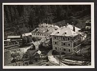 thumbnail image for Salt mine buildings at Altaussee, Austria