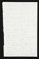 thumbnail image for William Wegman letter to Ellen H. Johnson and Athena Tacha