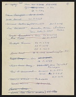 thumbnail image for List of people to call after the death of Frederick Kiesler