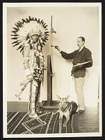 thumbnail image for Chief Oskomon posing for W. Langdon Kihn