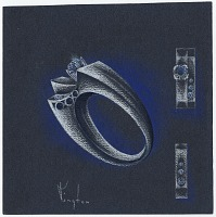 thumbnail image for Silver Ring, Cranbrook Academy of Art