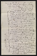 thumbnail image for Natalie Clifford Barney letter to Eyre de Lanux