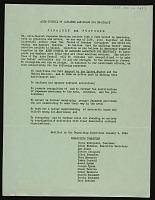 thumbnail image for Yasuo Kuniyoshi letter to Julian E. (Julian Edwin) Levi, New York, N.Y.