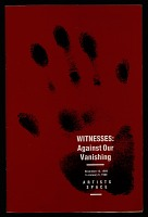 thumbnail image for Witnesses: against our vanishing