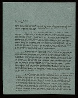 thumbnail image for Robert G. McIntyre, New York, N.Y. letter to J. Kwiat, Minneapolis, Minn.