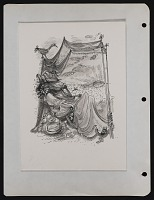 thumbnail image for Frontispiece illustration for <em>Conversations with March</em>