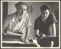 view Nickolas Muray and Miguel Covarrubias digital asset number 1