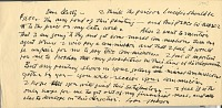 thumbnail image for Jackson Pollock letter to Betty Parsons
