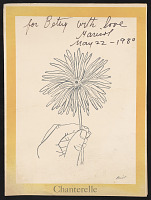 thumbnail image for Marisol letter to Betty Parsons