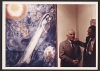 thumbnail image for Marc Chagall and Klaus Perls