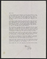 thumbnail image for Jay Pollock letter to Lee Krasner