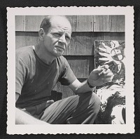 thumbnail image for Jackson Pollock, age 40