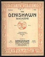 view The Denishawn Magazine, vol. 1, no. 4 digital asset number 1