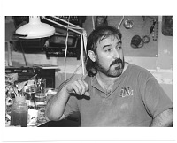 view Charlie Carrillo at Desk digital asset number 1
