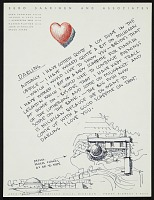 thumbnail image for Eero Saarinen letter to Aline B. Saarinen