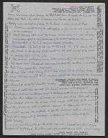 thumbnail image for Eero Saarinen letter to Aline Saarinen