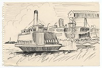 view Steam Boats in New Castle digital asset number 1