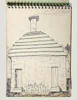 view England 1948 digital asset: sketch 1