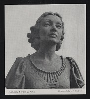 thumbnail image for Reproduction of <em>Katherine Cornell as Juliet</em> by Richmond Barthé
