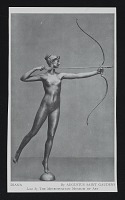 thumbnail image for Reproduction of <em>Diana</em> by Augustus Saint Gaudens