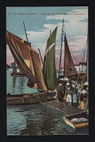 thumbnail image for Postcard from Les Sables D'Olonne in France