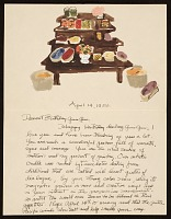 thumbnail image for Honoré Sharrer, New York, N.Y. letter to Honoré Sachs