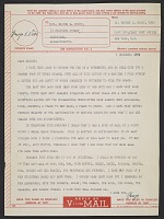 thumbnail image for George Leslie Stout letter to Margaret Hayes Stout