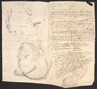 thumbnail image for Notes and sketches