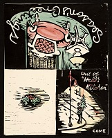 thumbnail image for Frances Foote Christmas card to Prentiss Taylor