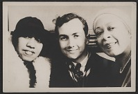 thumbnail image for Gladys Bentley, Prentiss Taylor, and Nora Holt