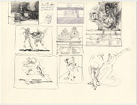 thumbnail image for Dancers, Woman in Bakery, Woman with Books