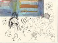 thumbnail image for Figure Sketches (Including James Joyce)