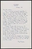 thumbnail image for Lloyd Goodrich letter to Mrs. Max Weber