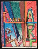 """thumbnail image for Arlette Jassel response to """"What is Feminist Art?"""""""