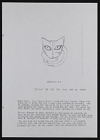 thumbnail image for Picasso cat: the cat who had his nose out of joint
