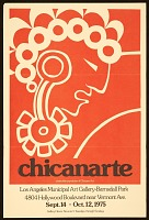 thumbnail image for Chicanarte: statewide exposicion of Chicano art