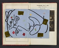 thumbnail image for Karl and Marion Zerbe journal
