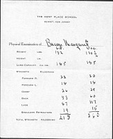 view Peggy Bacon papers digital asset: School Reports
