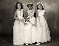 view Henry Bazemore collection of Frederick Douglass Dwellings photographs digital asset: Doris Slade dancers