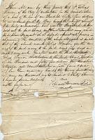 view Henson Family Papers digital asset: Henson Family document