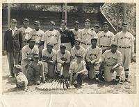 view Hilldales baseball team digital asset: Hilldales baseball team
