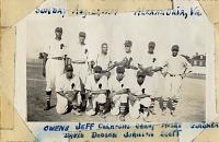 view Anacostia Aztecs baseball team, Alexandria, Virginia digital asset: Anacostia Aztecs baseball team, Alexandria, Virginia