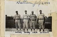 view Hilldales baseball players digital asset: Hilldales baseball players